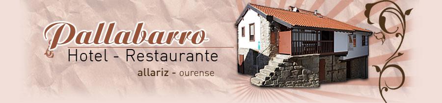 Restaurante pallabarro - Restaurante portovello allariz ...